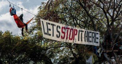 #HambiBleibt: Wbrew temu co ogłosił rząd niemiecki, las Hambacher nie jest bezpieczny