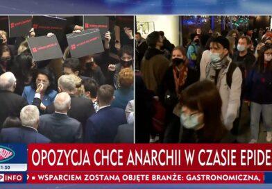 Ruch anarchistyczny wobec masowych protestów – nagranie spotkania