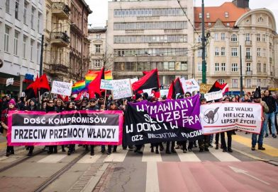 7 marca, Poznań – Ani kroku wstecz! Walczymy dalej!