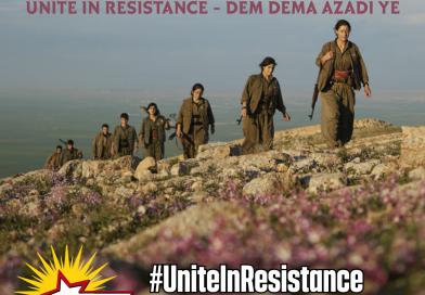 Zjednoczone w walce – Dem dema azadi ye