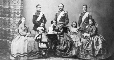 Jerzy I Malowany – nienajlepsze wspomnienie o dziadku księcia Filipa
