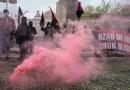 Walcz z wirusem kapitalizmu – Anarchistyczna demonstracja 1 maja