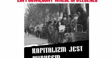 Wojna #2 Kapitalizm jest wirusem