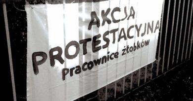 Pracownice poznańskich żłobków będą protestować