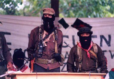 """Komunikat Zapatystów: """"Chiapas na skraju wojny domowej"""""""